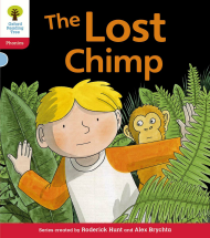 The Lost Chimp