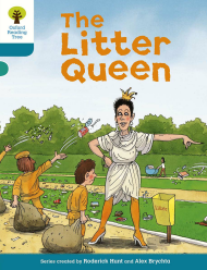 The Litter Queen