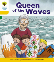 Queen of the Waves