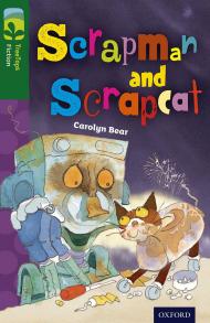 Scrapman and Scrapcat