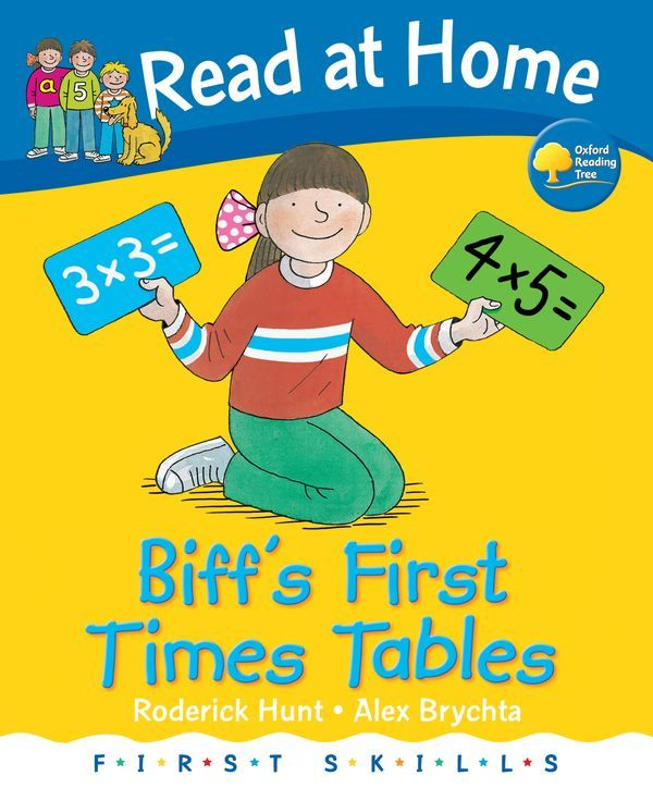 Biffs First Times Tables