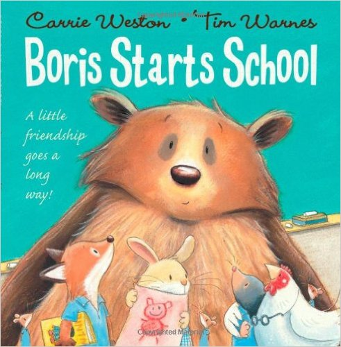 Boris Starts School