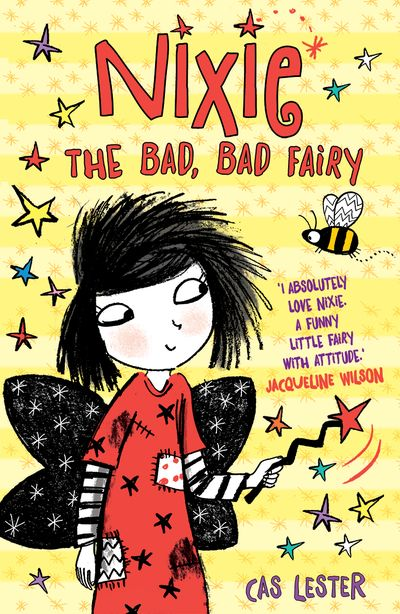 Nixie The Bad Bad Fairy