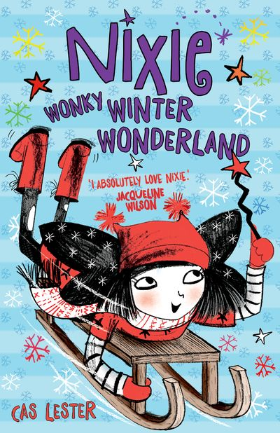 Nixie Wonky Winter Wonderland