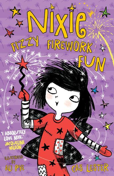 Nixie Fizzy Firework Fun