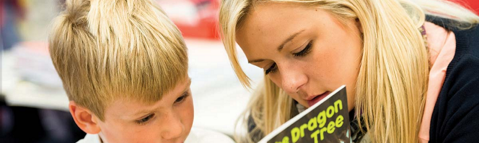 teaching children to read with Oxford Reading Tree