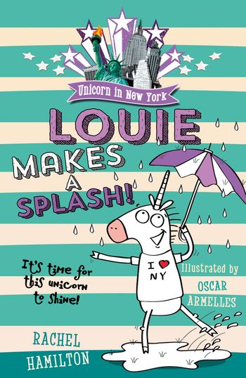 Louie Makes a Splash