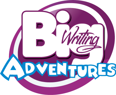 Big Writing Adventures logo