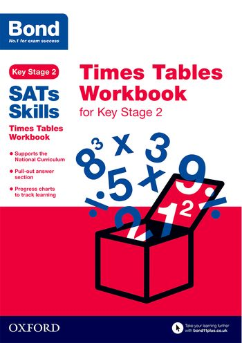 Times Tables Workbook for Key Stage 2