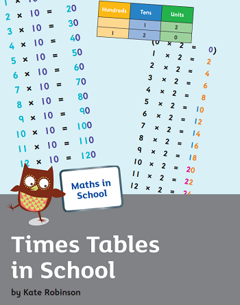 FREE Maths in School booklet