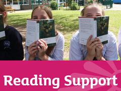 Free reading support for primary schools