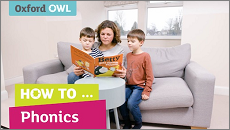 how to support your child with phonics at home