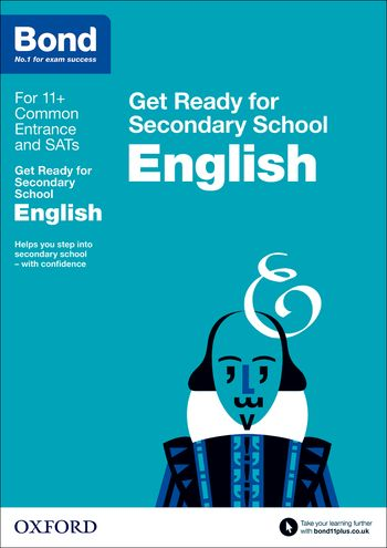Get Ready for Secondary School English