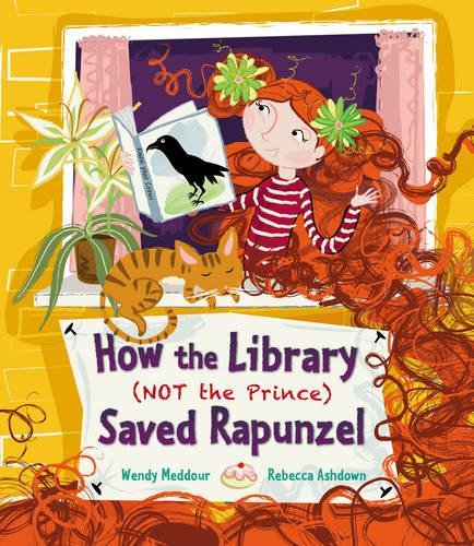 How the Library Not the Prince Saved Rapunzel