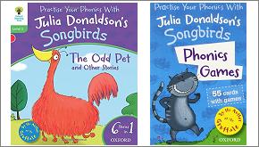 Songbirds Phonics