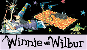 Winnie and Wilbur books