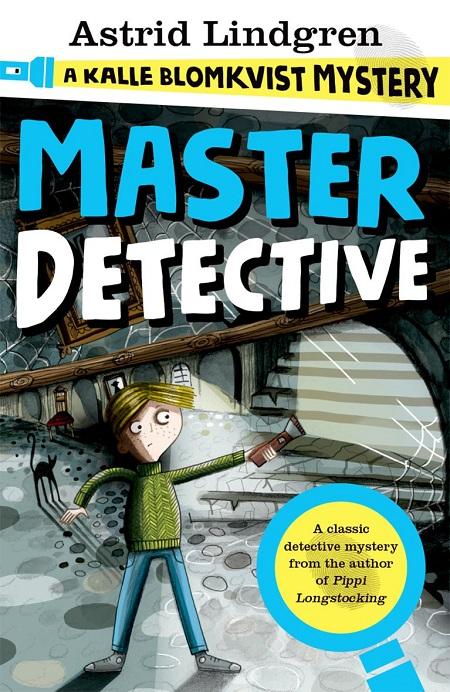 Kalle Blomkvist Master Detective