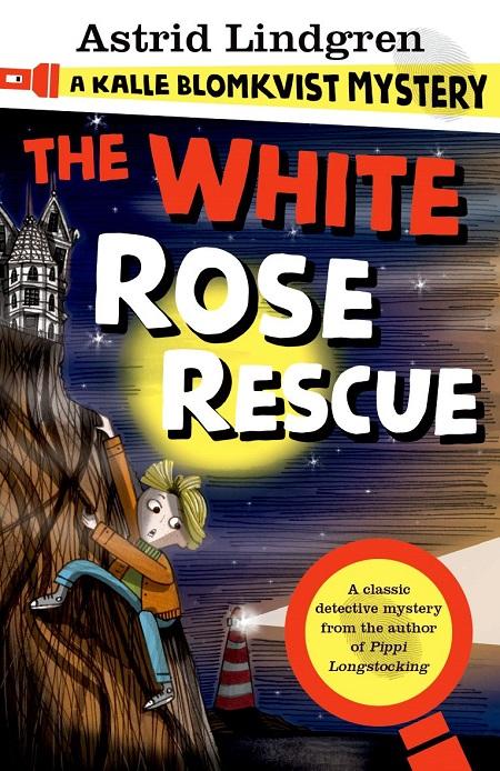A Kalle Blomkvist The White Rose Rescue