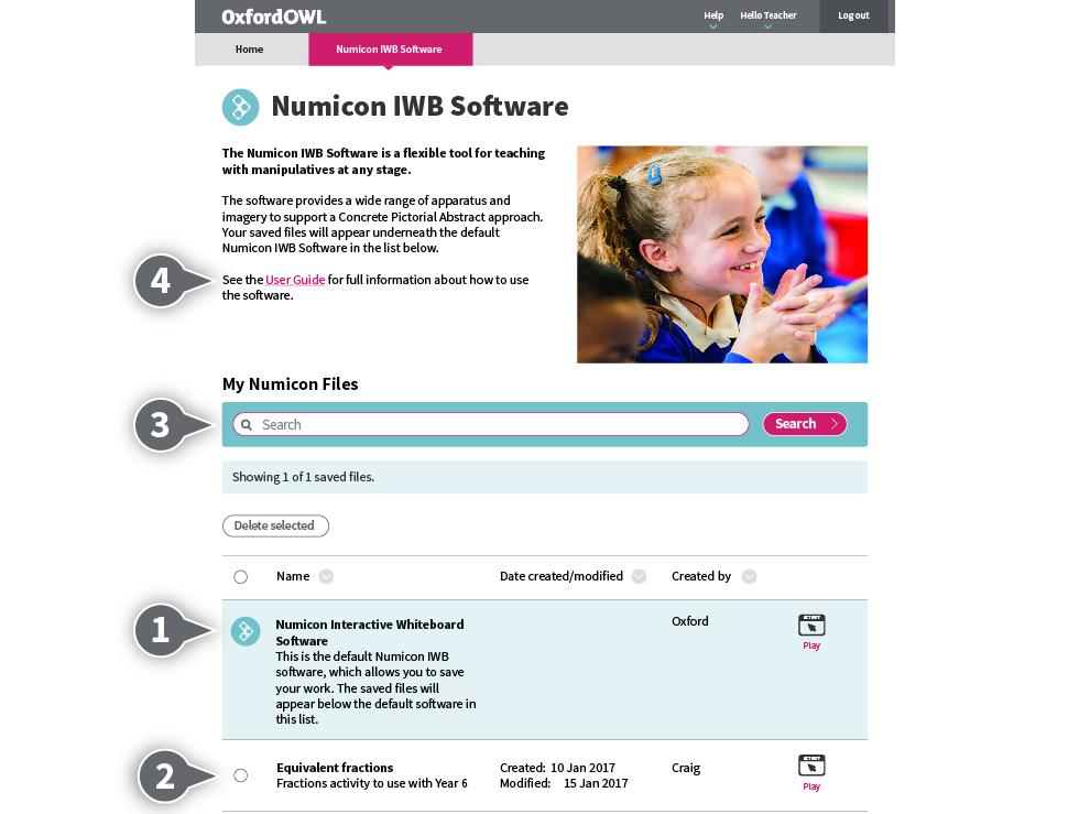 Interactive Whiteboard Software