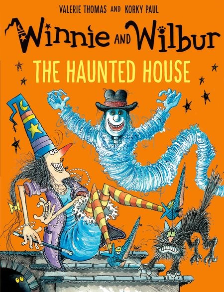 Winnie the Witch Haunted House