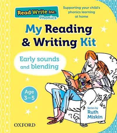 Buy Read, Write, Inc. early sounds and blending kit