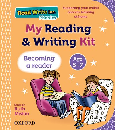 Buy Read, Write, Inc. Phonics becoming a reader kit