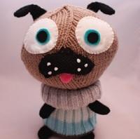 knit a pug