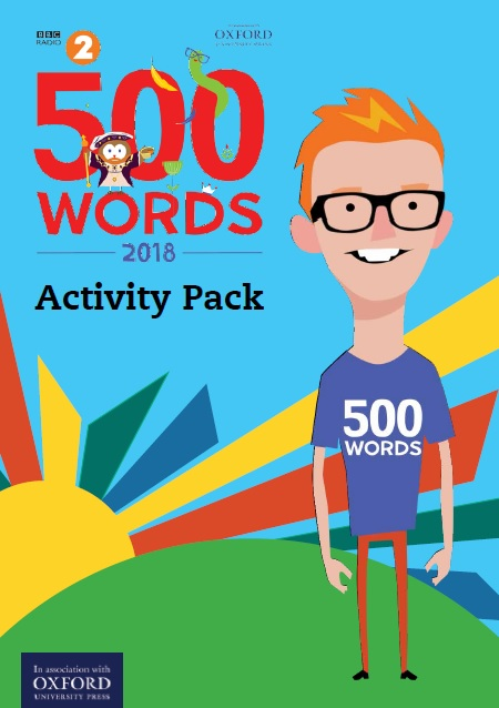 500 Words Activity Pack 2018