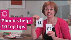Ruth Miskin's phonics tips