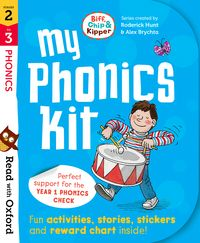 Phonics Kit Packshot