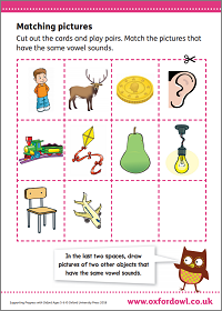 Fun learning ideas for 5-year-olds   Oxford Owl
