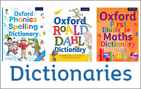 Oxford Children's dictionaries