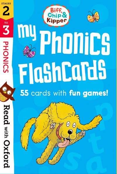 My Phonics Flashcards