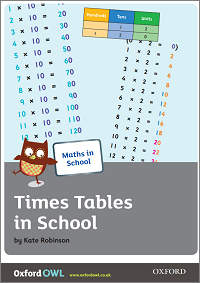 Free Times Tables in School booklet