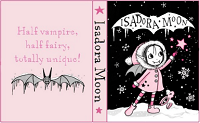 Isadora Moon mini books