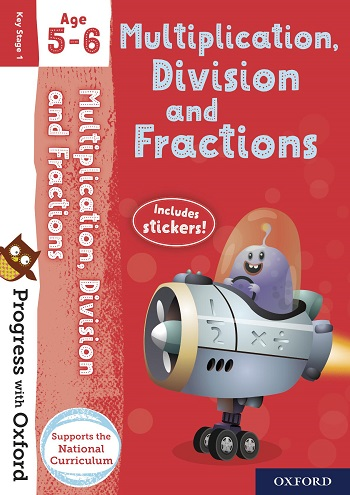 Multiplication, Division and Fractions