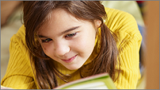 Fun reading tips for children aged 7-9