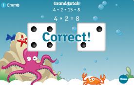 Maths games & activities