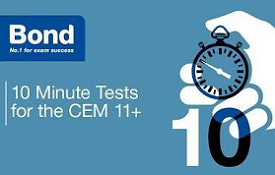 10 minute tests