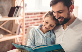 Blog: carry on reading to your older child