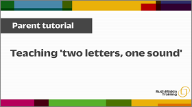 Teaching 'two letters, one sound'