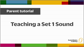 Teaching a Set 1 Sound