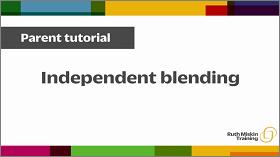 Independent blending
