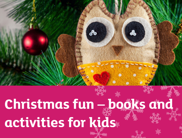 Christmas Fun Books And Activities For Kids Oxford Owl